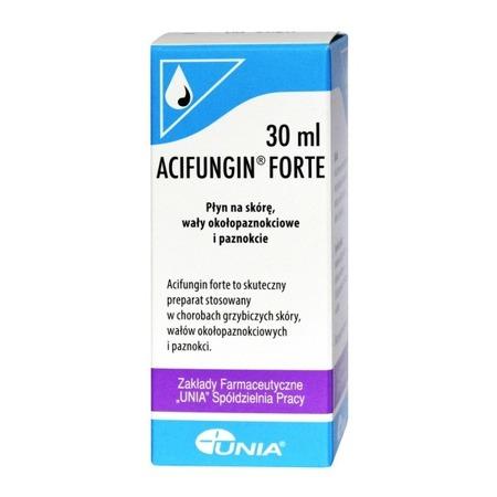 ACIFUNGIN FORTE 30 ML