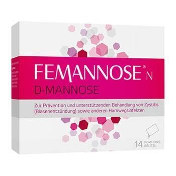 FEMANNOSE N 14 SASZETEK+4SASZETKI