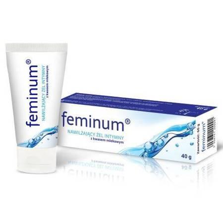 FEMINUM NAWILŻAJĄCY ŻEL INTYMNY 40G