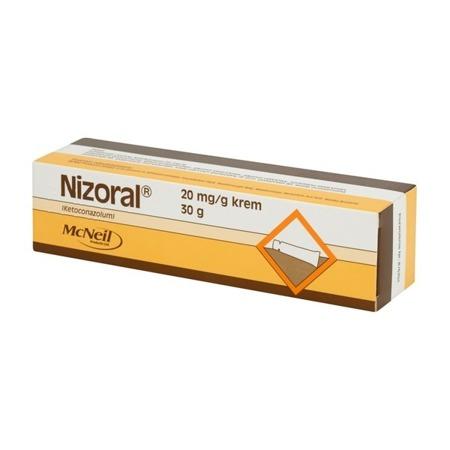 NIZORAL KREM 30G