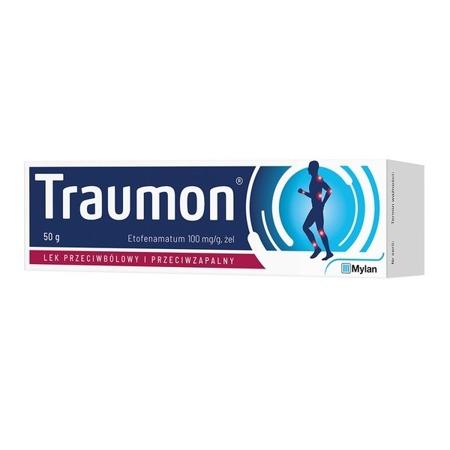 TRAUMON ŻEL 10% 50G